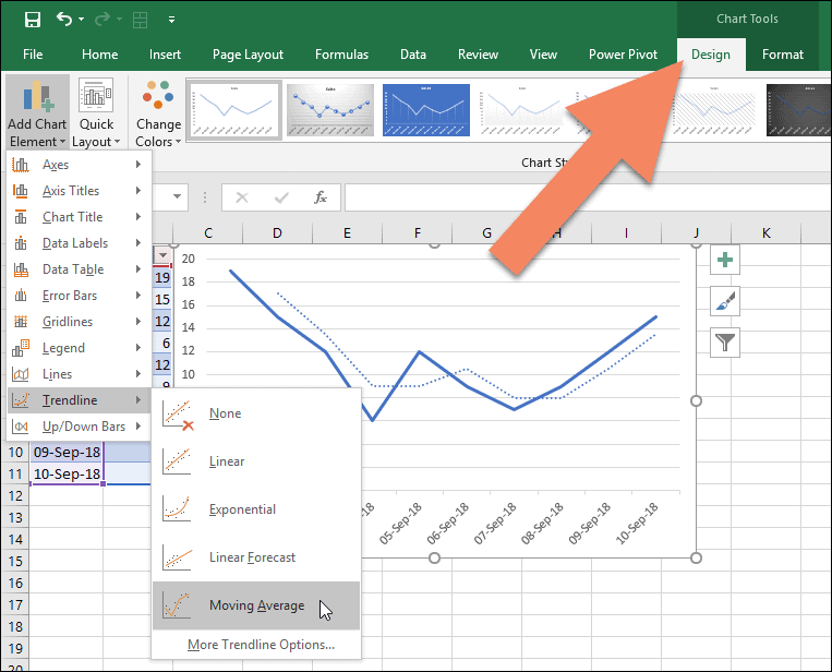 how to make standard deviation bars in excel