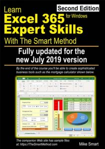 Learn Excel 365 Expert Skills with The Smart Method – Second Edition - sample files