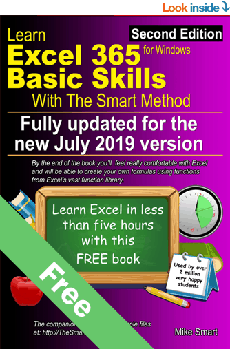 Microsoft Excel Tutorial - Download our free 130 page e-book
