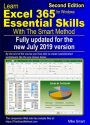 Learn Excel 365 Essential Skills with The Smart Method – Second Edition - sample files